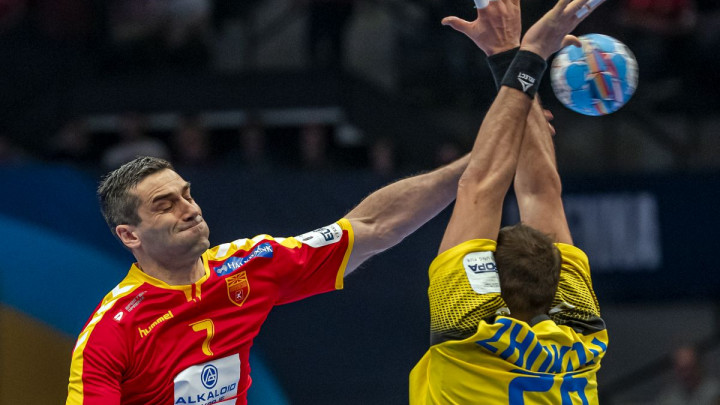 Švedska razbila Švicarsku, Lazarov u posljednjoj sekundi zabio za pobjedu Makedonaca