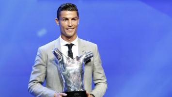 Ronaldo otkrio koji igrači mogu do Zlatne lopte