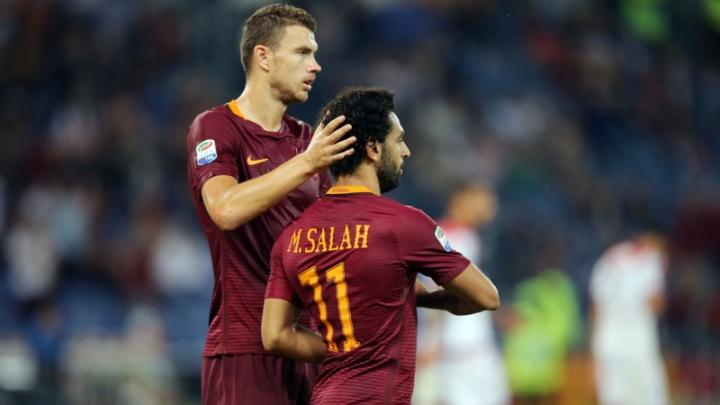 Salah: Džeko je veliki igrač, volim igrati s njim