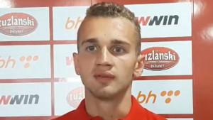 Muratović na oproštaju: Uvijek ću biti navijač Slobode!