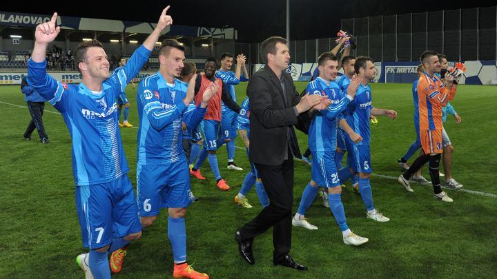 Haos na treningu kluba iz Srbije, intervenisala i policija