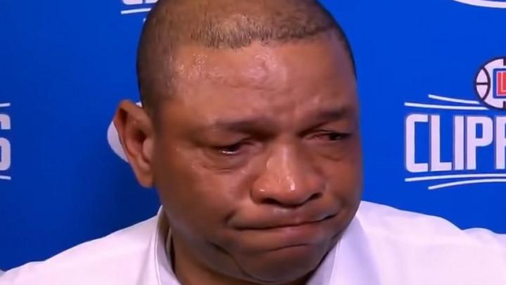 Doc Rivers zaplakao dok je pričao o Kobeju Bryantu