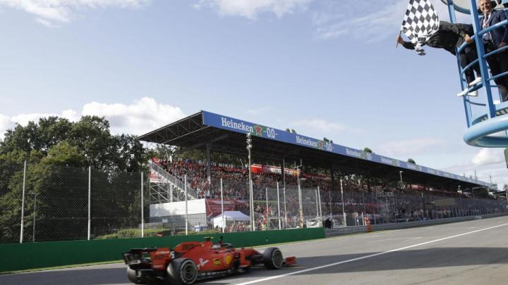 Italija domaćin dvije utrke Formule 1 i to na različitim stazama?