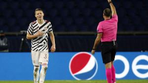Fudbaler Uniteda ništa nije vidio na jedno oko u prvom poluvremenu protiv PSG-a