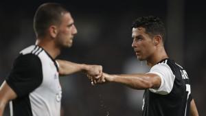 """""""Kada sam se vratio u Juventus, Ronaldo mi je uputio vojni pozdrav!"""""""