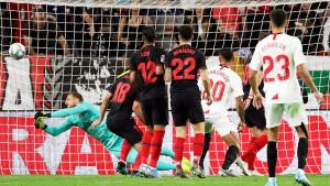 Atletico protiv Seville osvojio bod, a zašto nije sve tri kriv je Costa