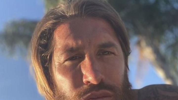 Fanovima se u početku nije svidjelo što je Ramos pustio bradu, ali sada ih je baš iznenadio