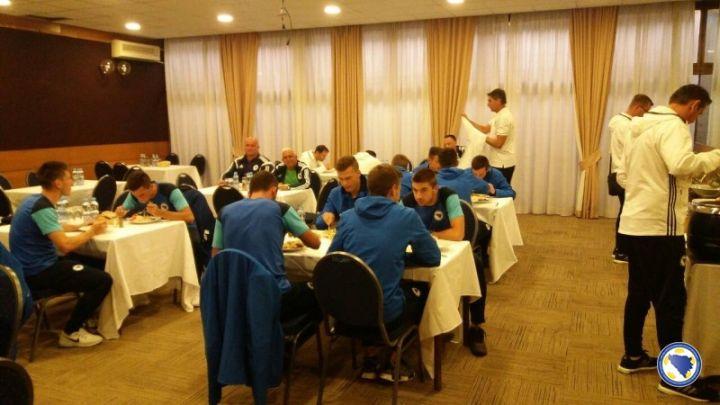 Mladi reprezentativci stigli u Crnu Goru