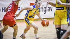 Bh. košarkašice 'zaleđene' na minus 73 protiv Španije