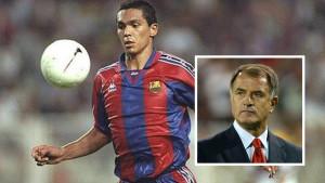 Bivši fudbaler Barcelone ispričao kako je pljunuo Bajevića i umalo ostao bez kluba