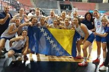 Bh. košarkašice savladale Hrvatsku