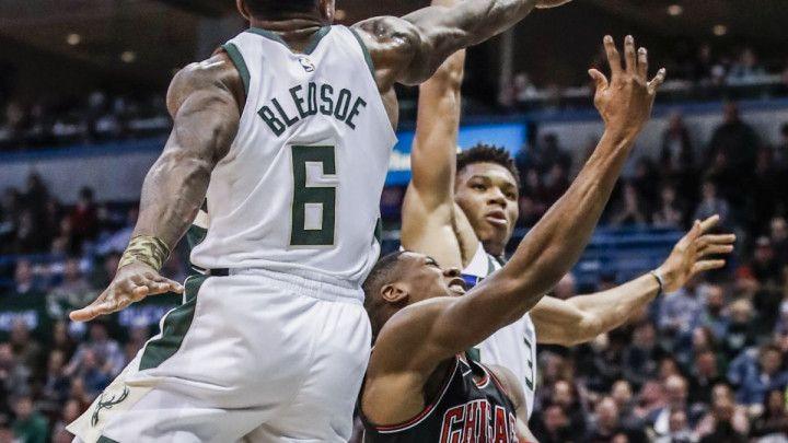 Bullsi nisu uspjeli namučiti Milwaukee, Houston lagano protiv Sunsa