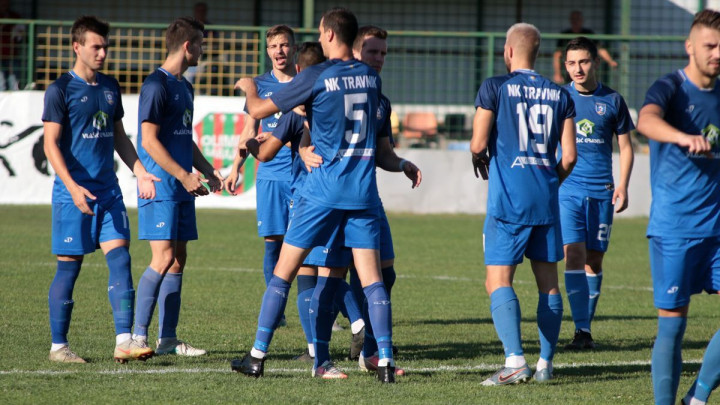 I Travnik startao, fokus na afirmaciji mladih igrača