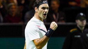 Federer demolirao Dimitrova za 97. titulu u karijeri