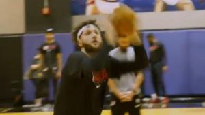 Jusuf Nurkić ponovo igra košarku!