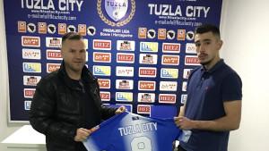 Muzafer Ivković novi član FK Tuzla City