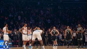 Na NBA parketima se ipak igralo, utučeni igrači odradili posao jer su morali