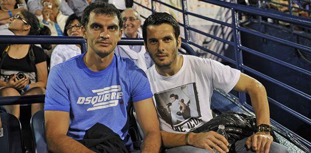 Spahić uživao u okršaju Federera i Davidenka