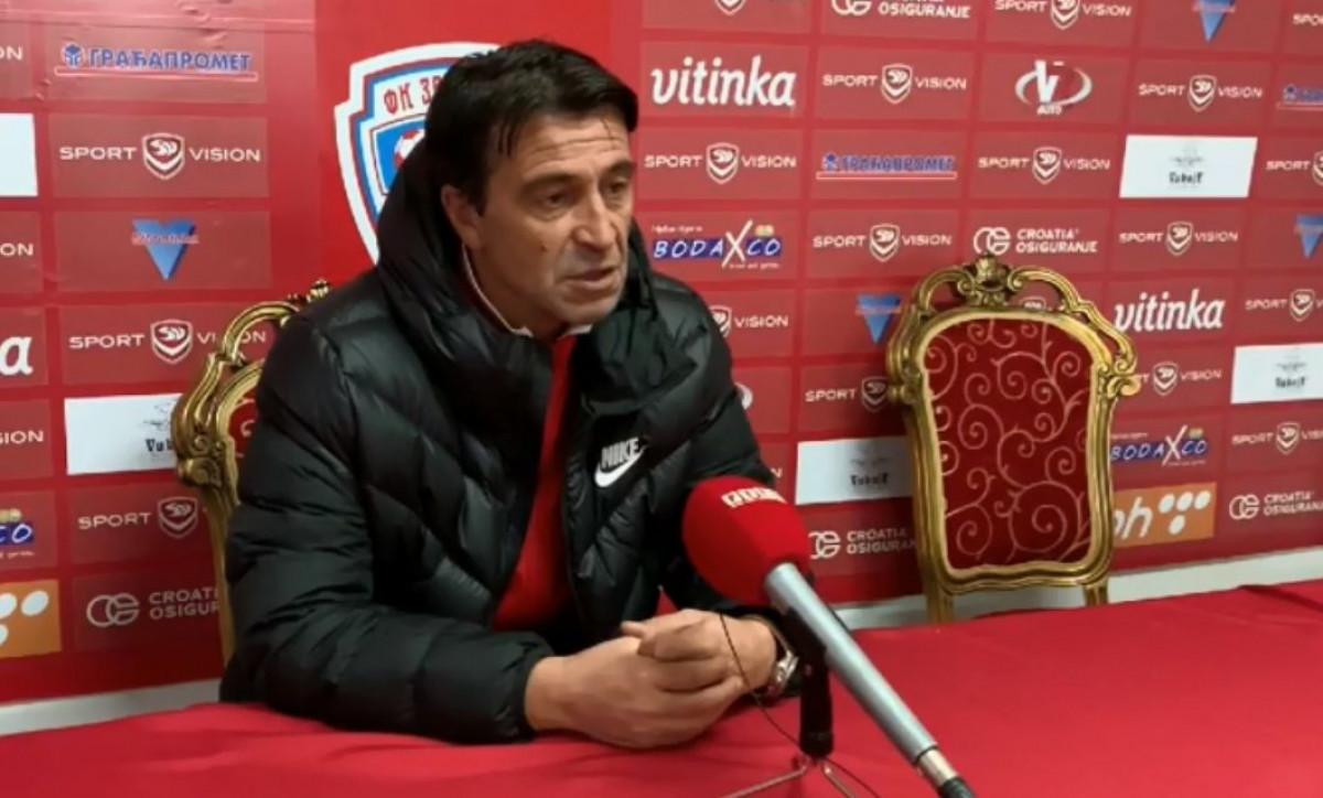 Zildžović izdiktirao početni tim i poručio: Sutra možemo mnogo dobiti
