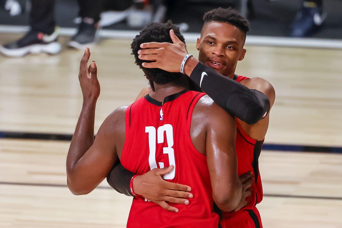 Rocketsima se vraća Russell Westbrook