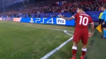 Liverpool postigao dva identična gola protiv Seville