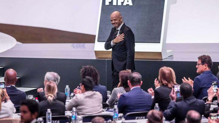 Gianni Infantino ostaje na čelu FIFA-e
