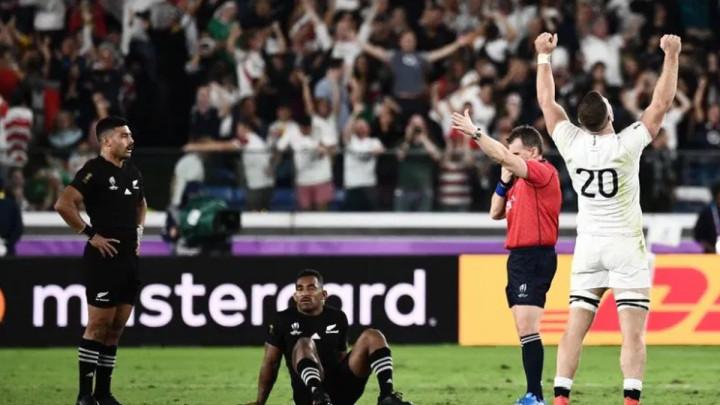 Engleska prvi put pobijedila Novi Zeland i izborila finale Svjetskog prvenstva