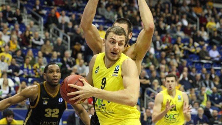 Sjajni Kikanović nedovoljan Albi za pobjedu