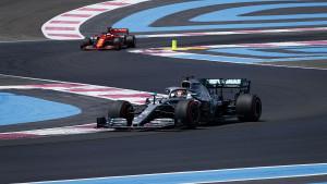 Hamilton u Francuskoj osvojio svoj 87. pole postion