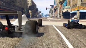 Formula 1 ili karting: Simulirana utrka Benzeme i Girouda