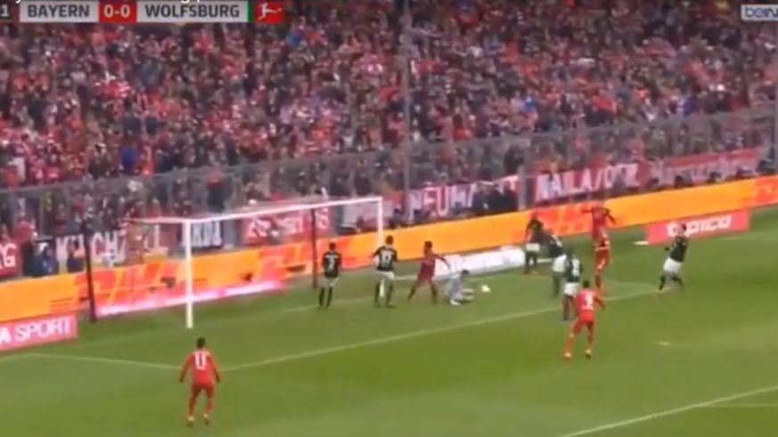 Bayern se poigrava sa Wolfsburgom na Allianz Areni