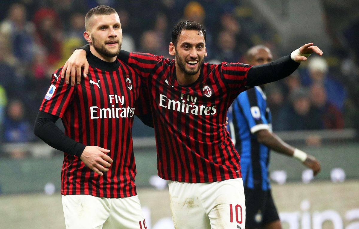 San Siro je eksplodirao: Rebić pogodio za vodstvo Milana protiv Juventusa