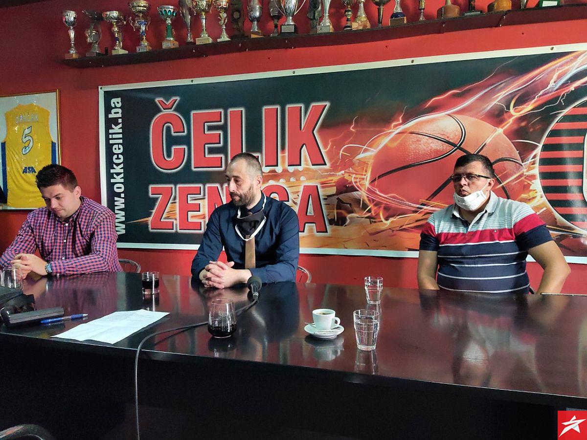 "OKK Čelik organizator ""Ljetne košarkaške lige Grada Zenica"""
