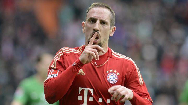 Ribery: Lewandowski je zaslužio Zlatnu loptu
