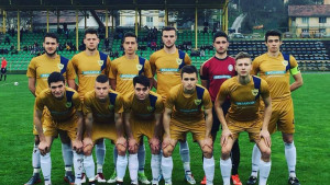 Osmica Goražda, Borac siguran, hat-trickovi  Mujića i Hadžića