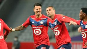Nastavlja se ludnica u Ligue 1: Lille se vratio na lidersku poziciju
