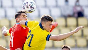 Latić, Korać, Džogović, Gigović, Vagić u sastavu, a igrali su Švedska i Luksemburg