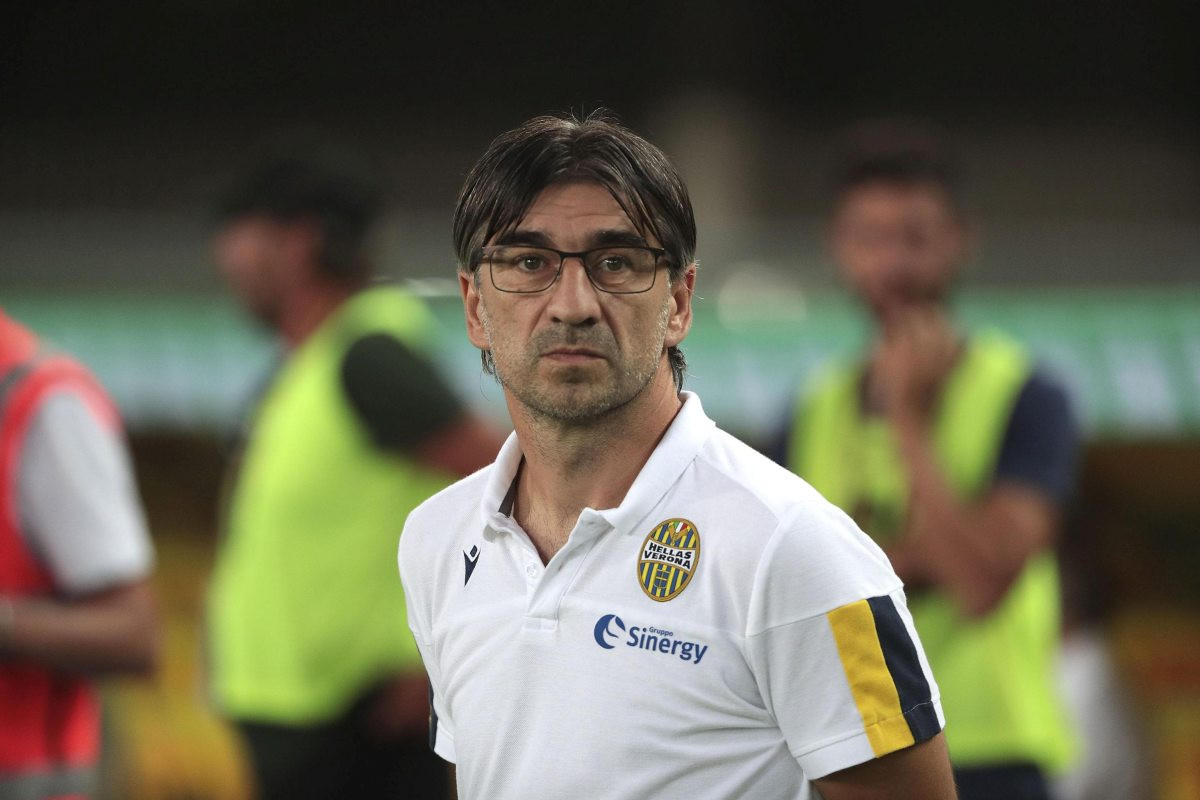 Kako pobijediti moćni Juventus? Jurić ima jednostavnu teoriju