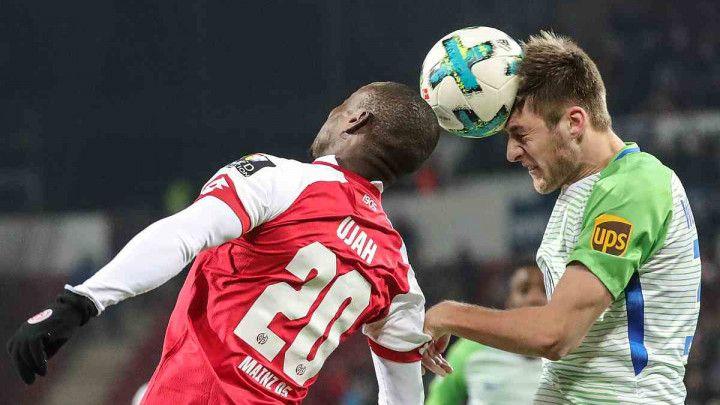 Remi Mainza i Wolfsburga u prvoj utakmici 24. kola Bundeslige