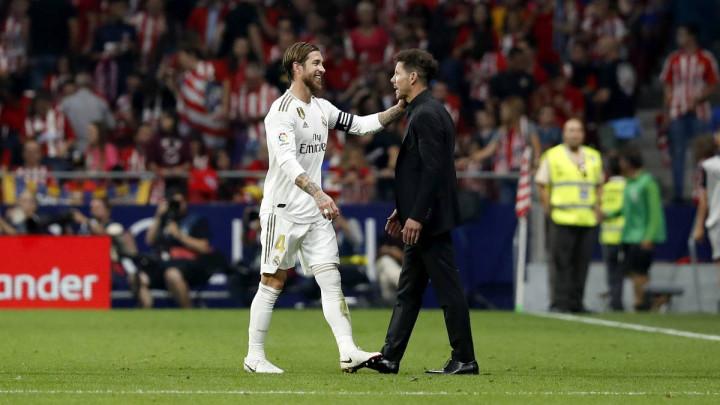 Simeone i Atletico bijesni, traže kaznu za sramotne riječi koje je izustio Sergio Ramos