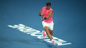 Rafael Nadal se pogirao sa Delbonisom na Australian Openu