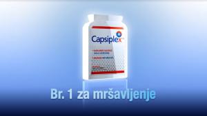 Capsiplex: Svjetski preparat broj 1 za mršavljenje