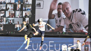 "Lob ""sa pola"" terena obilježio prvi meč nakon pauze u Danskoj"