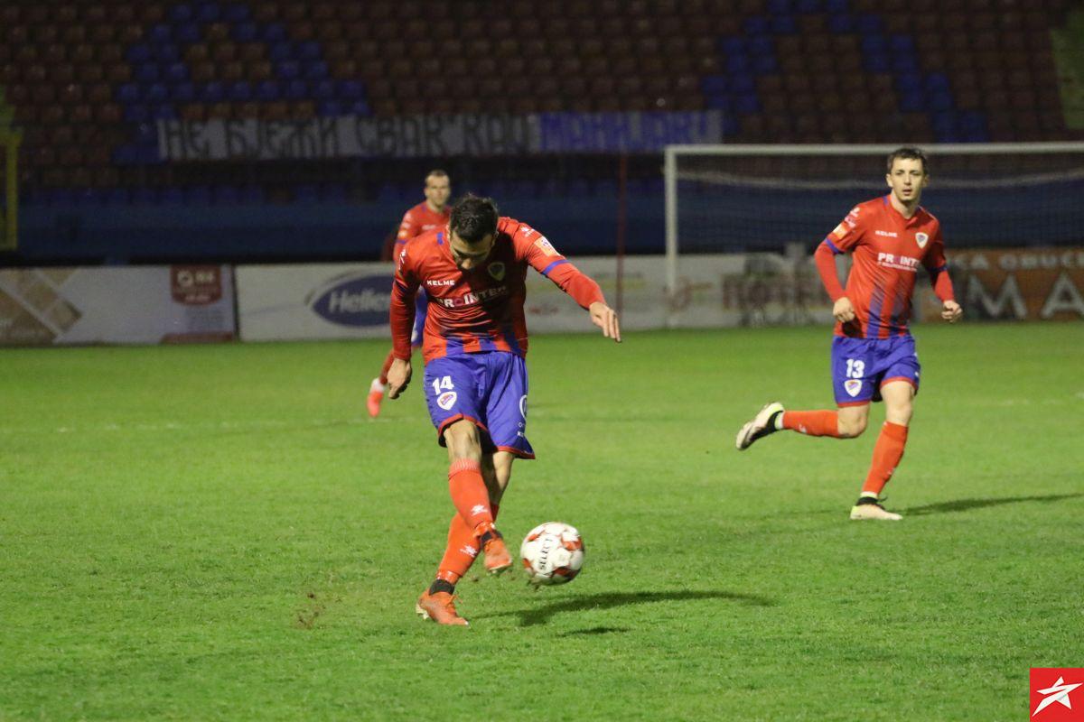 Borac protiv Krupe igra generalku pred početak Premijer lige
