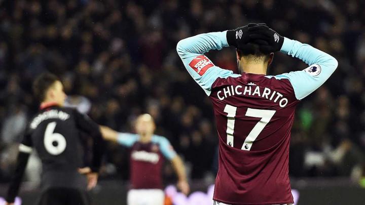 Hernandez nezadovoljan statusom u West Hamu