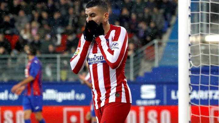 Simeoneov Atletico pao u Eibaru bez ispaljenog metka