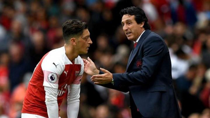 """Emery """"propjevao"""", tajni više nema: Ozil će biti ljut na cijelu momčad Arsenala"""