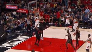 NBA na nogama: Jusuf Nurkić spektakularnom blokadom zaustavio Anthonyja Davisa