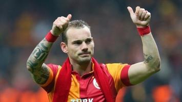 Sneijderov potez za svaku pohvalu