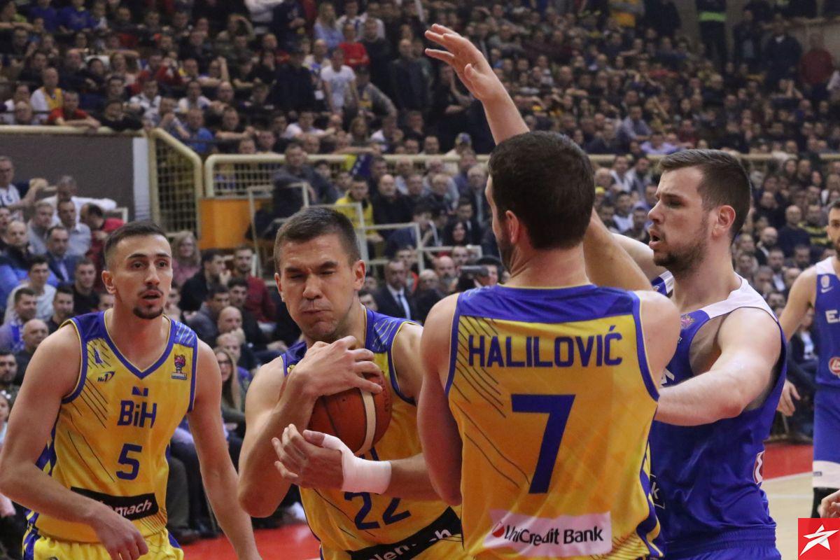 Krajem mjeseca žrijeb grupa za Eurobasket, bh. košarkaši u zadnjem šeširu